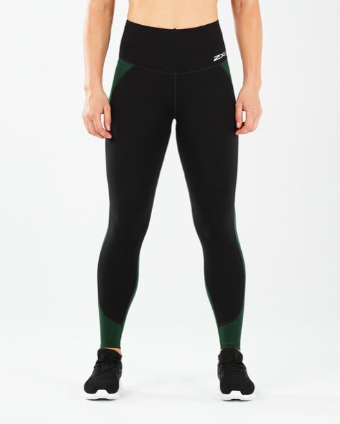 2XU WOMEN'S FITNESS HI-RISE COMPRESSION TIGHTS