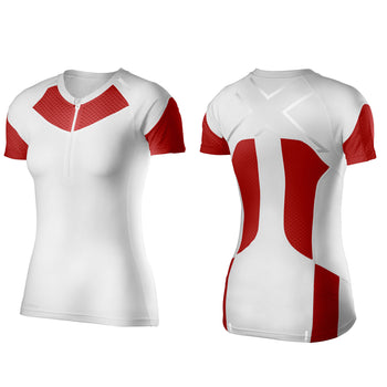 2XU WOMEN'S XTRM COMPRESSION S/S TOP