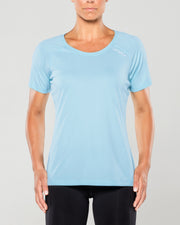2XU WOMEN'S X-VENT SHORT SLEEVE TOP