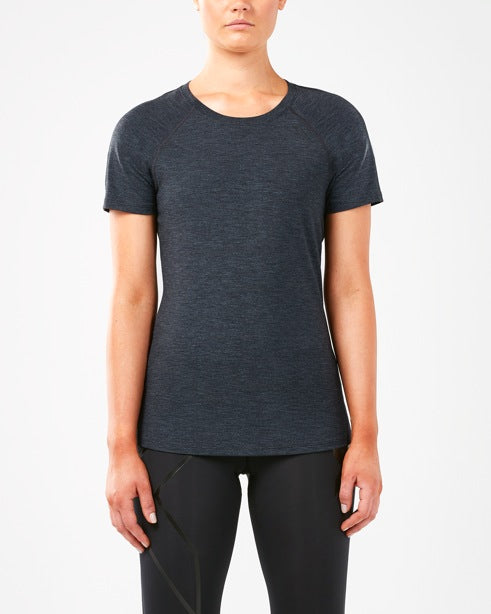 2XU WOMEN'S HEAT SHORT SLEEVE RUN TEE