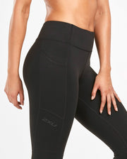 2XU WOMEN'S XCTRL SIDE POCKET 3/4 TIGHT