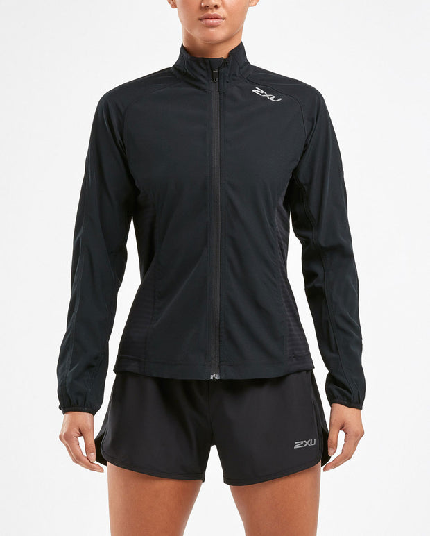 2XU WOMEN'S XVENT RUN JACKET