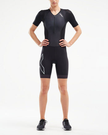 2XU Women's Compression Sleeved Trisuit