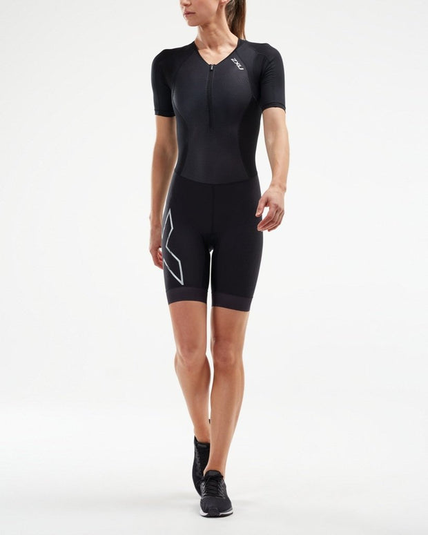 d975026d3d8 2XU Women's Compression Sleeved Trisuit | KEY POWER SPORTS MALAYSIA ...