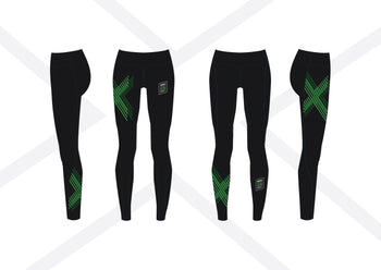 2XU Women's Mid-Rise Compression Tights - CUSTOM SPECIAL