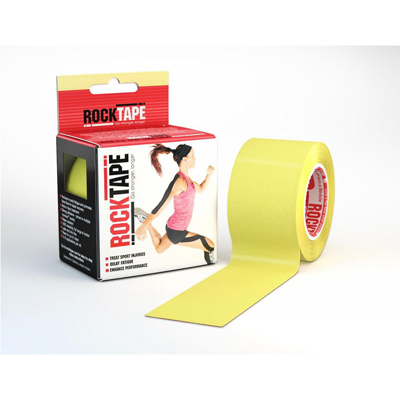"Rocktape 2"" Yellow"