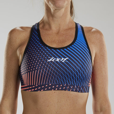 ZOOT WOMENS LTD TRI BRA - STOKE