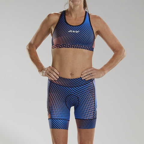 ZOOT WOMENS LTD CYCLE SHORT - STOKE
