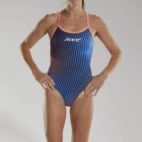 ZOOT WOMENS LTD SWIMSUIT - STOKE