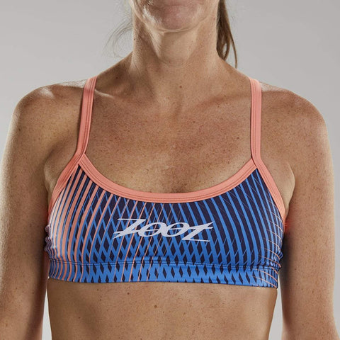 ZOOT WOMENS LTD SWIM BIKINI TOP - STOKE