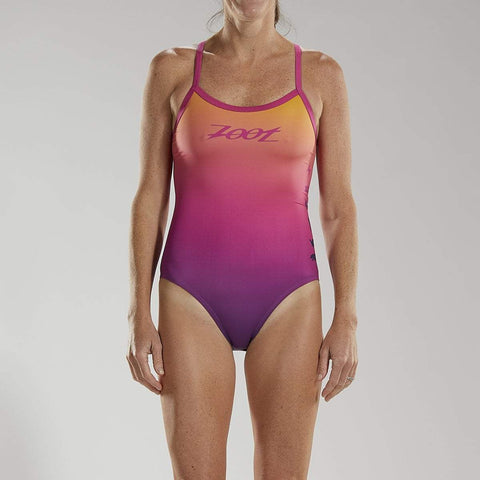 ZOOT WOMENS LTD W SWIMSUIT - SUNSET