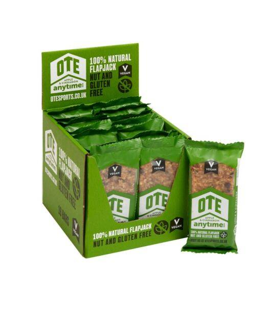 OTE ANYTIME BAR 1 BOX(16 PACKS) - APPLE & CINNAMON