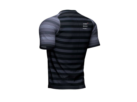 COMPRESSPORT RACING SS TSHIRT - BLACK