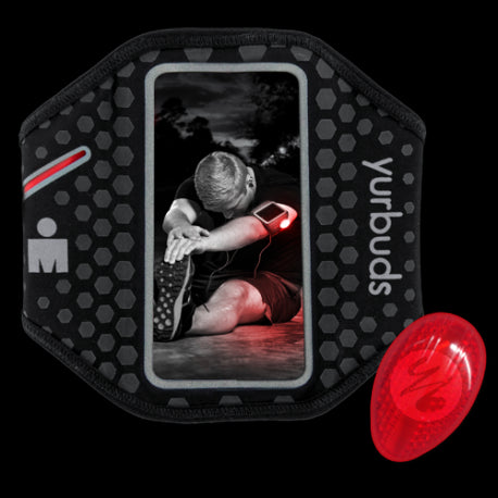 YURBUDS IPHONE 5 ERGOSPORT LED ARMBAND