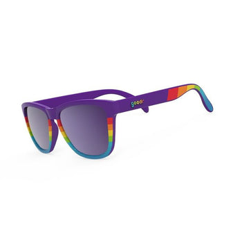 Goodr Sunglasses - LET ME BE PERFECTLY QUEER