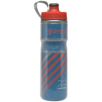 NATHAN Fire & Ice 2 Hydration Bottle - Methyl Blue