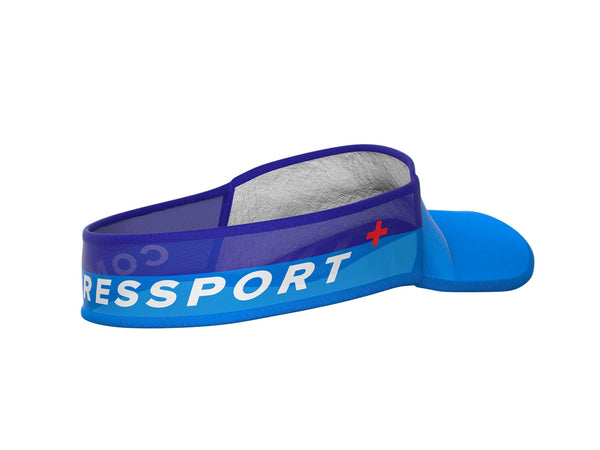 COMPRESSPORT VISOR ULTRALIGHT - BLUE