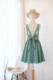 KATE Dusty Sage Green Dress