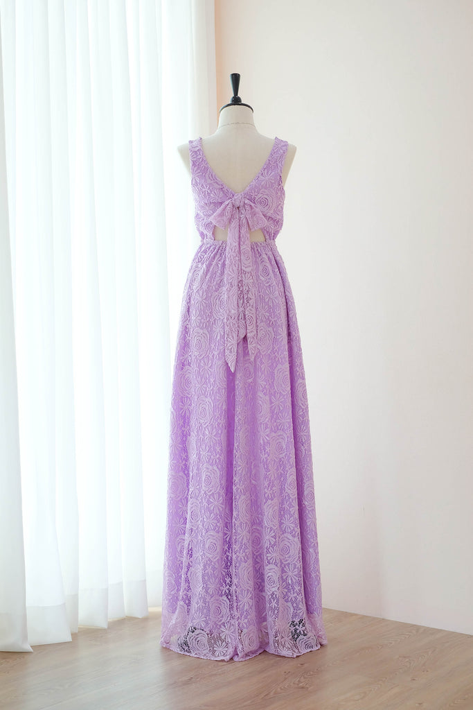 LOLITA Lavender Lace dress