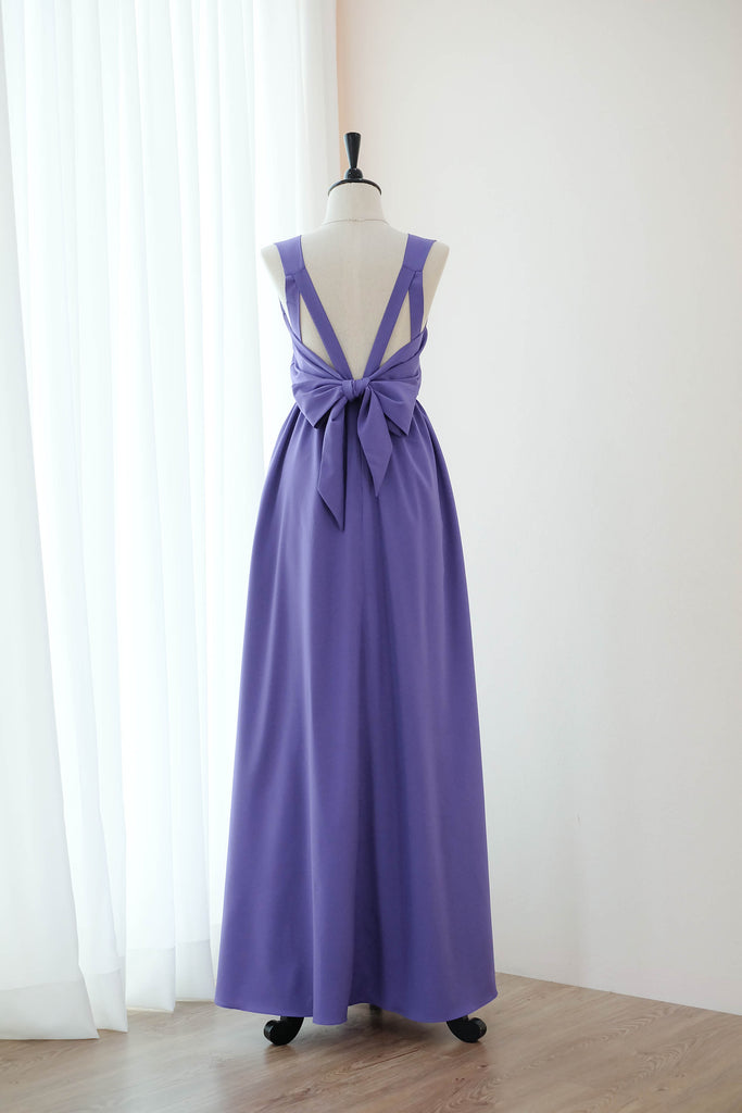 KATE Purple dress