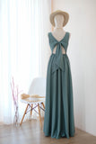 LOLITA Earthy Sage Green dress