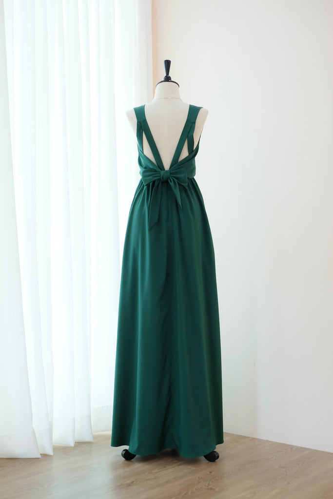KATE Forest Green dress