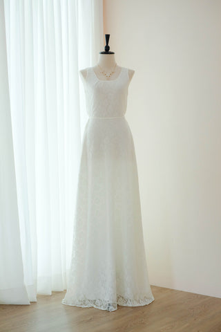 LOLITA White Lace dress