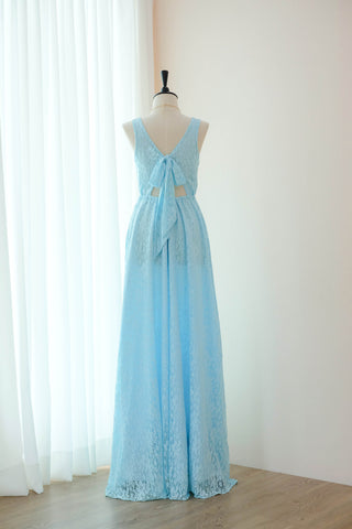 LOLITA Blue Lace dress