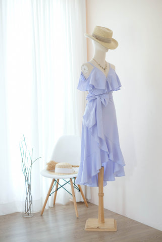 ROSE Pale Lavender dress