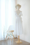ROSE Off White dress