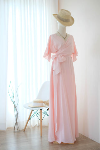ROSE Pink Blush dress