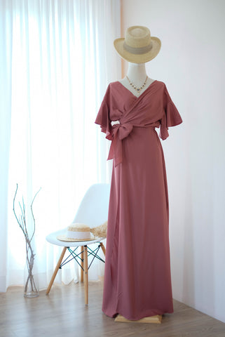 ROSE English Rose Pink dress
