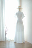 ELODIE Off White Bridal Wedding Dress