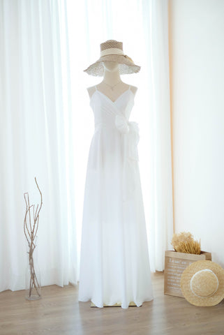 LINH Off White dress