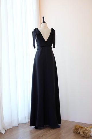 SALE Vintage Navy lace dress ruffle sundress