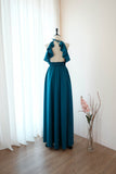 Midnight Blue dress Dark Blue bridesmaid dress Long Wedding Dress Dark Blue cocktail Party dress Backless Halter Dress Blue Evening gown