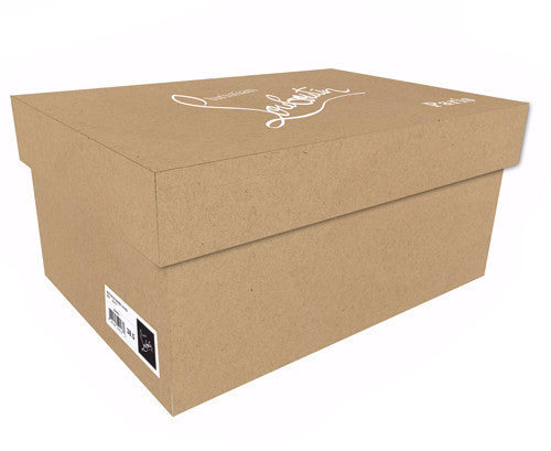Christian Louboutin Giant Shoe Box Drawer Tan Free Shipping - Sole Alley