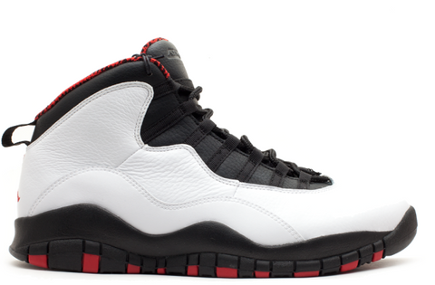 Jordan 10 Chicago 2012 Retro - Sole Alley