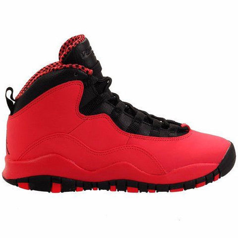 Jordan 10 Fusion Red Retro (GS) - Sole Alley