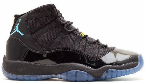 Jordan 11 Gamma Blue Retro (GS) - Sole Alley