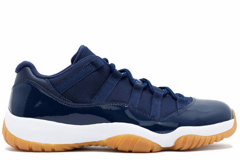 Jordan 11 Navy Gum Low - Sole Alley