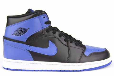 Air Jordan 1 High OG Black Varsity Royal Blue White - Sole Alley