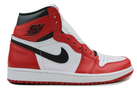 Air Jordan 1 High OG Chicago Black Red White (GS) - Sole Alley