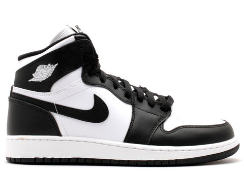 Air Jordan 1 High OG Oreo Black and White (GS) - Sole Alley