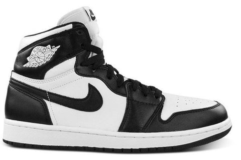Air Jordan 1 High OG Oreo Black and White - Sole Alley