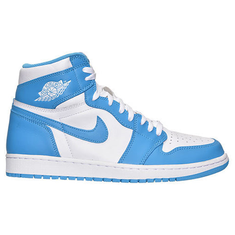 Air Jordan 1 High OG UNC Powder Light Blue White - Sole Alley