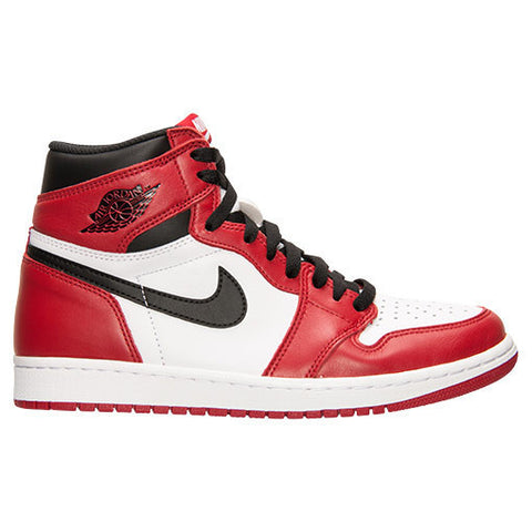 Air Jordan 1 High OG Chicago Black Red White - Sole Alley