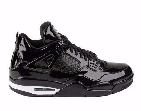 Jordan 4 11Lab4 Piano Black - Sole Alley