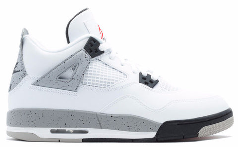 Jordan 4 Cement Retro 2016 (GS) - Sole Alley