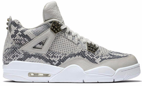 Jordan 4 PRM Snakeskin Retro - Sole Alley